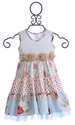 Giggle Moon Wedding Bells Girls Party Dress