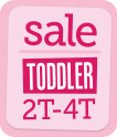 Girls Clothing Sale Toddler 2T-4T