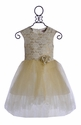 Halabaloo Girls Fancy Lace Dress Princess