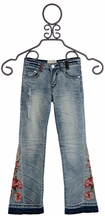 Hannah Banana Bell Bottom Jeans for Tweens
