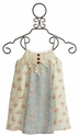 Hannah Banana Girls Cami Dress with Lace Applique