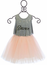 Hannah Banana Girls Tutu Dress Dance