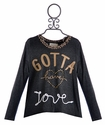 Hannah Banana Gotta Have Love Tween Tunic