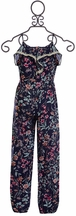 Hannah Banana Jumpsuit in Floral