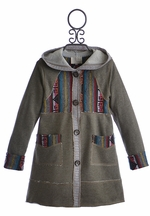 Hannah Banana Tween Girls Fall Jacket (Size 7)