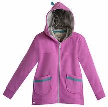 Hatley Little Girls Pink Jacket