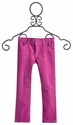 Hatley Pink Corduroy Pants for Girls (2, 5, 6, 7)