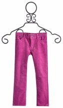 Hatley Pink Corduroy Pants for Girls (2,5,6,7)