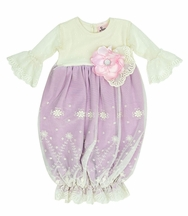 Haute Baby April Dawn Baby Gown
