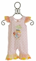 Haute Baby April Showers Baby Romper