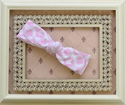 Haute Baby Be Mine Lucy Bow Headband