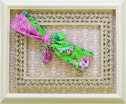 Haute Baby Bow Headband for Spring