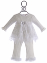 Haute Baby Chic Baby Outfit Swan Lake (Size 18 Mos)