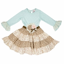 Haute Baby Couture Dress for Girls