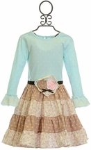 Haute Baby Couture Dress for Girls (2T,4T,4,6)