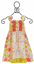Haute Baby Dress for Girls Spring Zing