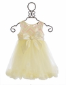 Haute Baby Easter Dress for Girls with Petals