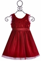 Haute Baby Elegant Christmas Dress for Girls
