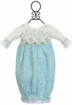 Haute Baby Elsa's Magic Gown for Babies