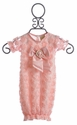 Haute Baby Fancy Baby Gown in Pink