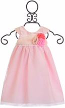 Haute Baby Hint of Spring Baby Gown