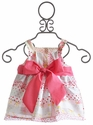 Haute Baby Infant Girls Dress Bubble