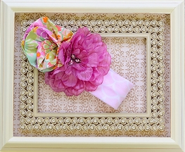 Haute Baby Infant Headband in Pink (Infant)