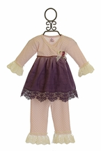 Haute Baby Infant Outfit Tessa Renee (12Mos & 18Mos)