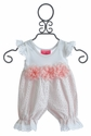 Haute Baby Innocence Infant Romper for Girls