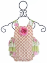 Haute Baby May Flowers Sunsuit