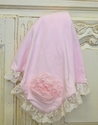 Haute Baby Newborn Blanket Pretty in Pink