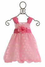 Haute Baby Razzle Dazzle Bubble Dress