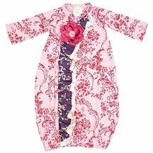 Haute Baby Sadie Rose Gown for Babies