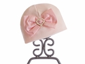 Haute Baby Savannh Spring Infant Hat Pink