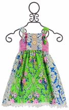 Haute Baby Spring Dress for Little Girls (3T,4,5,6)