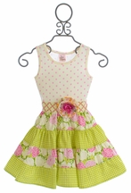 Haute Baby Spring Twirlie Dress for Girls