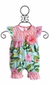 Haute Baby Va Va Bloom Girls Infant Bubble