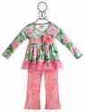 Haute Baby Va Va Bloom Little Girls Swing Set