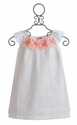 Haute Baby White Eyelet Girls Dress Innocence