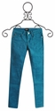 Hudson Jeans Turquoise Tween Skinny Jeans