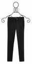 Hudson Jeans Tween Skinny Pant in Black Knit