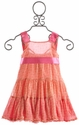I Love Gorgeous Girls Tiered Festival Dress