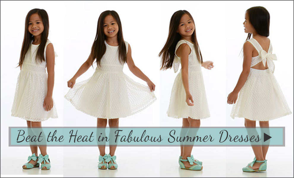 Designer Girls Clothing - LaBella Flora Children's Boutique