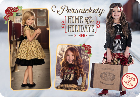 Persnickety Holiday Collection