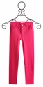 Isaac Mizrahi Tween Skinnies in Fuchsia Knit