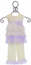 Isobella and Chloe Fairy Princess Infant Tunic