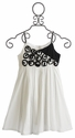 Isobella and Chloe Girls Laura Empire Waist Dress - Size 4 & 6