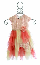 Isobella and Chloe Girls Special Occasion Dress (2T,3T,4)