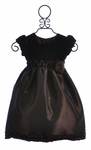 Isobella and Chloe Girls Special Occasion Dress in Monet