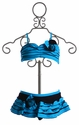 Isobella and Chloe Girls Two Piece Swimsuit